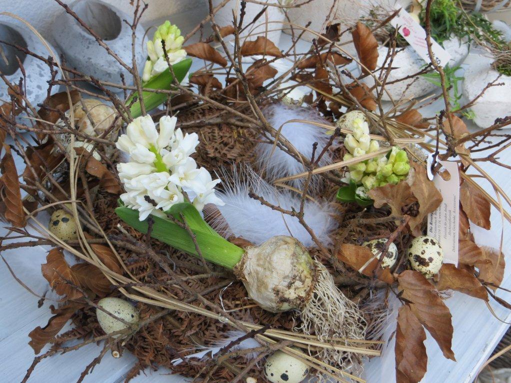 Bunter Blumenkranz für jeden Anlass